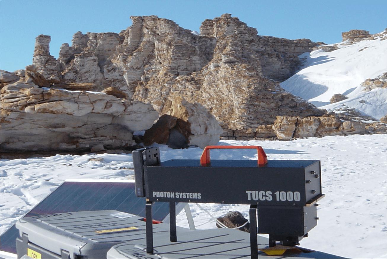 TUCS 1000 in Antarctica