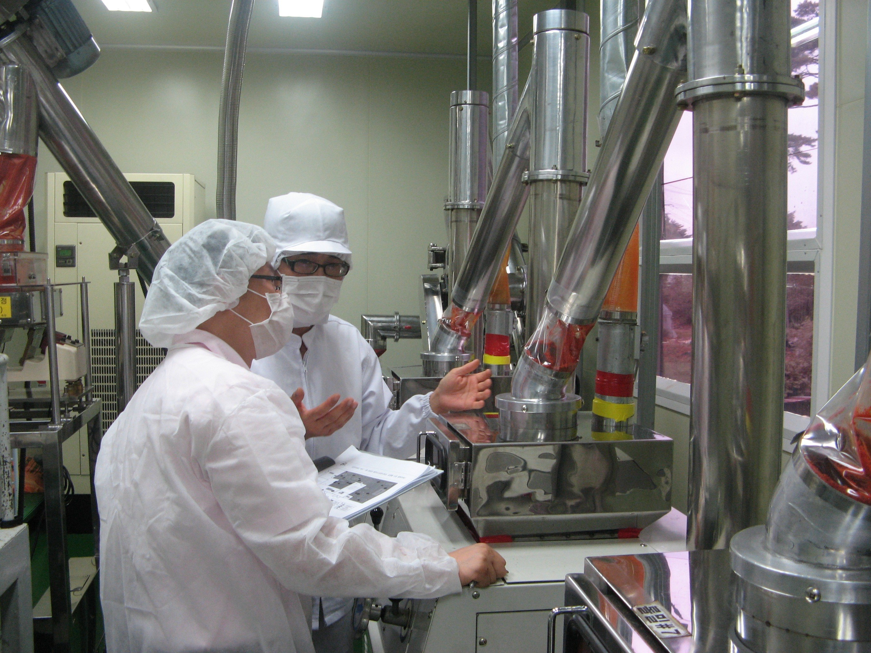 Food equipment cleaning validation is crucial in organic food factories